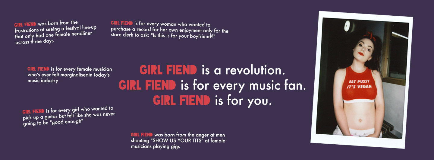 GIRL FIEND Magazine